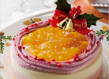 ルタオのクリスマスケーキ