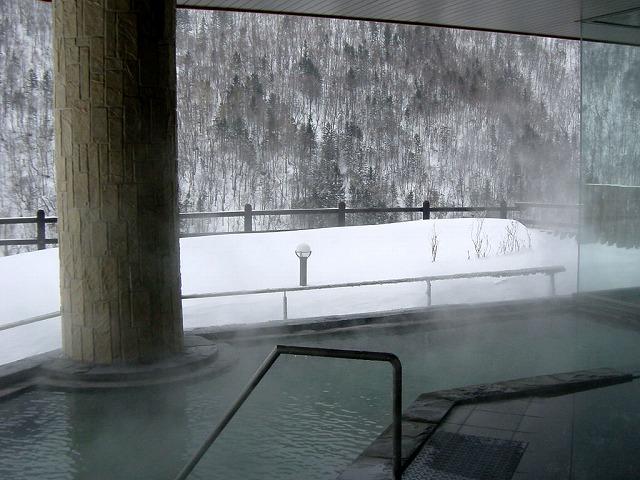 ホテル大雪露天風呂